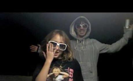 Noah Cyrus Does Ke$ha