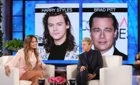 Jennifer Lopez to Harry Styles: Please Do Me!