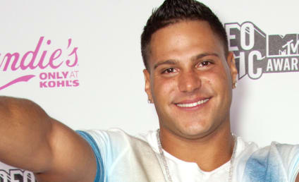 Ronnie Ortiz-Magro: Hospitalized With Kidney Stones