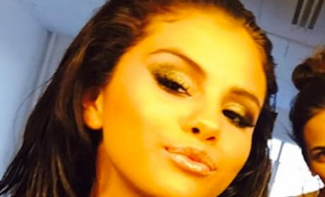 Selena Gomez Lips