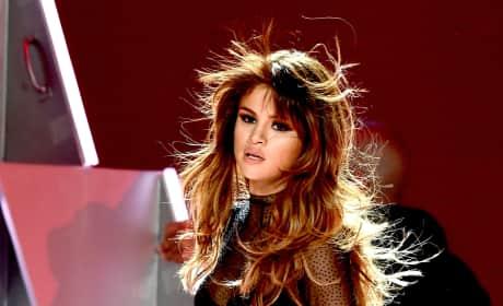 Selena Gomez in Los Angeles