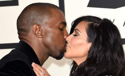 Kanye West Buys Kim Kardashian ANOTHER Giant Diamond Ring
