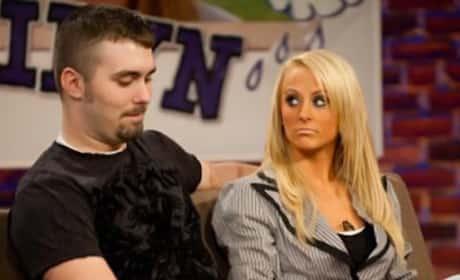 Leah and Corey Simms