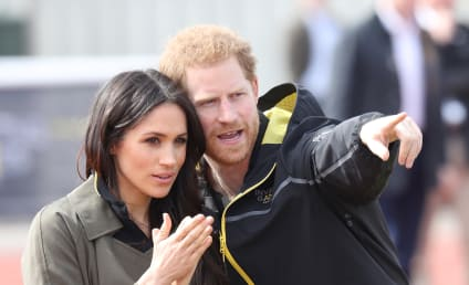 Meghan Markle to Prince Harry: Better Lose Weight Before the Wedding, Tubby!