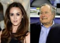 Heather Lind: Actress Accuses George H.W. Bush of Sexual Assault