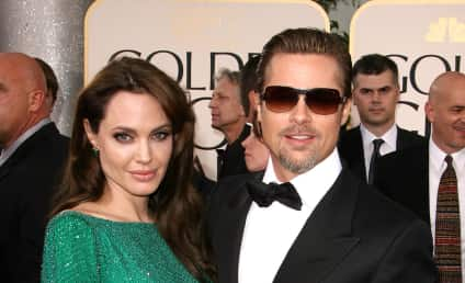 Angelina Jolie Bestows Gift, Hidden Message Upon Brad Pitt