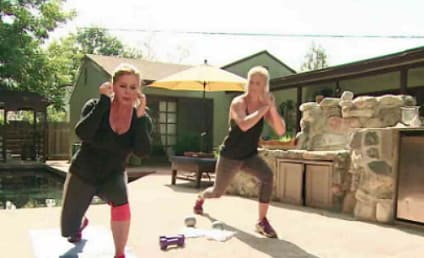 Botched Recap, Deleted Scene: Nicole Eggert Works Out with WHAT?!?