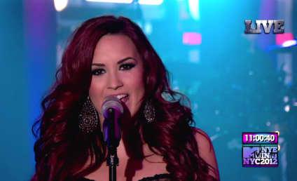 Demi Lovato Tweets to God: Really, Dude?!?