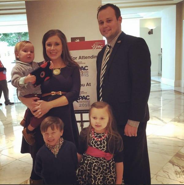 Anna & Josh Duggar Pregnant With