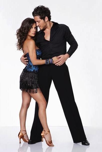 Kelly Monaco and Val Chmerkovskiy