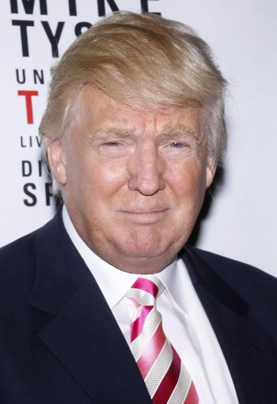 Donald Trump Photograph