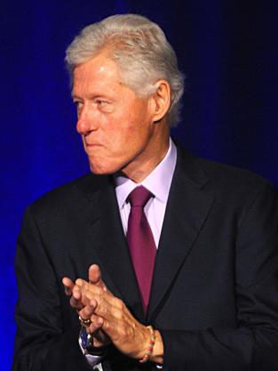 Bill Clinton Photograph