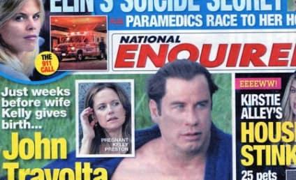 """Robert Randolph Spills on """"Secret Gay Life"""" of John Travolta"""