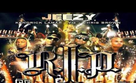 Young Jeezy Ft. Chris Brown & Kendrick Lamar - RIP (Remix)