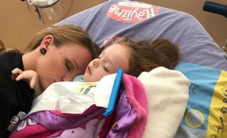 Maci Bookout: Please Pray For My Sick Daughter!