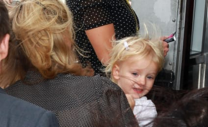 Britney Spears, Kids Go Pumpkin Picking