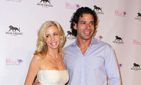 Dimitri Charalambopoulos and Camille Grammer