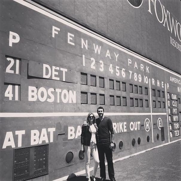 Kate Upton and Justin Verlander: Date Photo