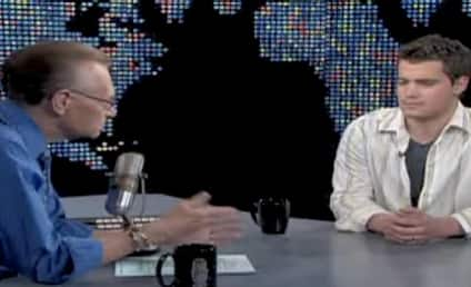 Levi Johnston Talks with Larry King About Non-Safe Sex with Bristol Palin, Life as an Estranged Baby Daddy