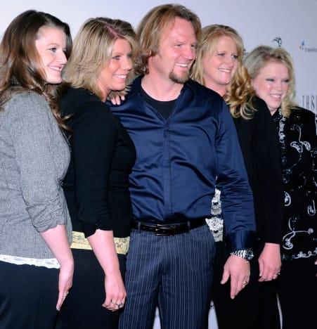 Sister Wives in 2012