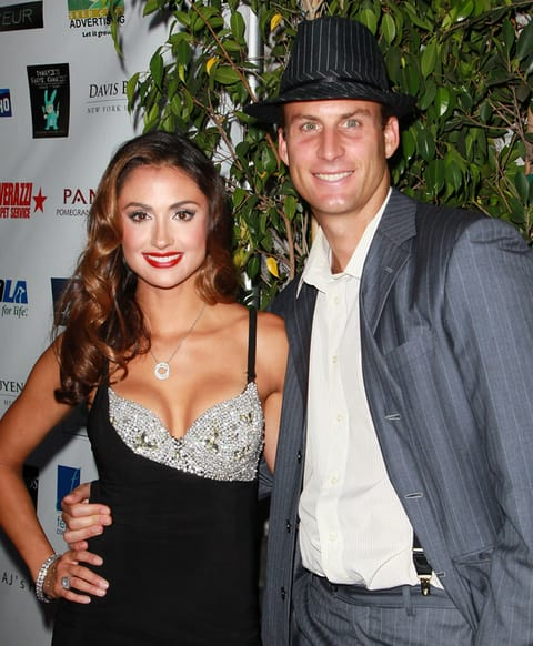 Katie Cleary and Andrew Stern Pic
