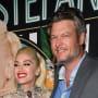 Blake with Gwen