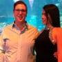 Colt and larissa aquarium visit