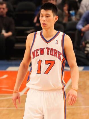 Jeremy Lin Pic
