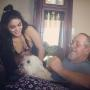Vanessa Hudgens, Father