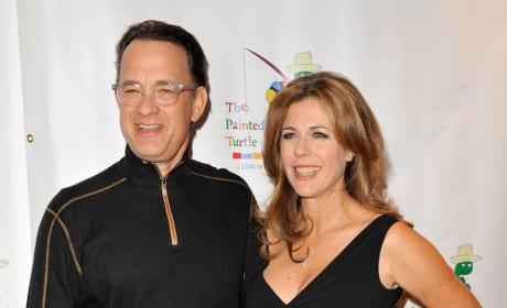 Tom Hanks Rita Wilson photo