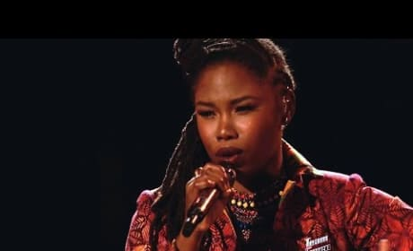 Anita Antoinette - Redemption Song (The Voice Top 12)
