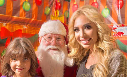 Farrah Abraham Posted a Racist Christmas Photo Because Of Course She Did