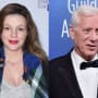 Amber Tamblyn, James Woods Split