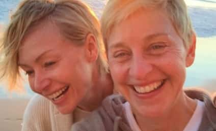 Ellen DeGeneres and Portia de Rossi Celebrate 10 Year-Anniversary, Pose for Makeup-Free Selfie
