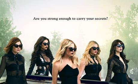 Pretty Little Liars Poster: Season 6B