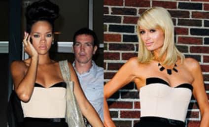 Celebrity Fashion Face-Off: Rihanna vs. Paris Hilton