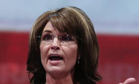 Sarah Palin Likens Federal Debt to Slavery