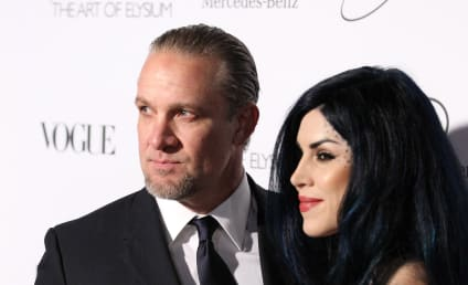 Jesse James and Kat Von D: It's Over!