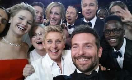 Ellen DeGeneres Oscar Selfie Sets Twitter Record with 2 Million Retweets: See it Here!