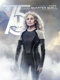 Catching Fire Character Poster Mags