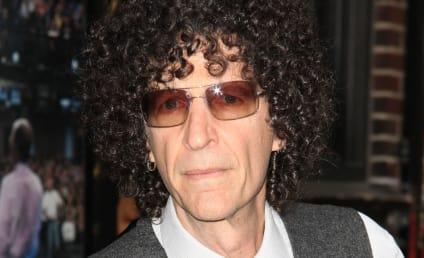 Howard Stern Leaving America's Got Talent