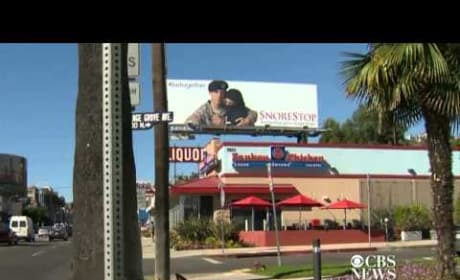 Billboard of U.S. Soldier and Muslim Woman Sparks Controversy