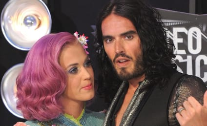 Katy Perry Seeks Annulment of Russell Brand Marriage