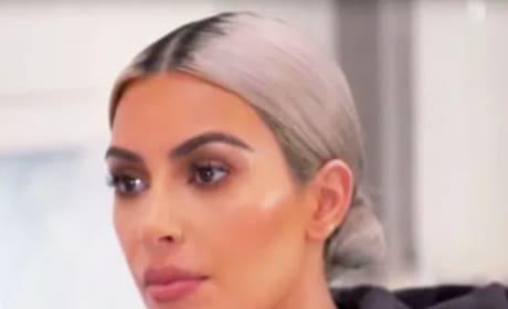 Kimberly Kardashian on Keeping Up