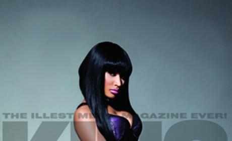 Nicki Minaj Spread