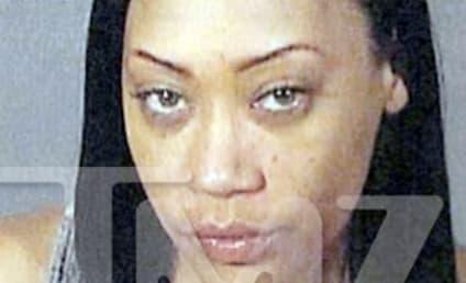 Farrah Franklin Arrested For Disturbing the Peace