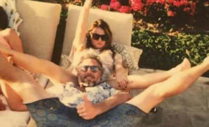 Eric Johnson Gets Weird With Jessica Simpson's Mom on Vacation: Funny or Foul?