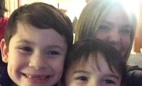 Kailyn Lowry with Kids