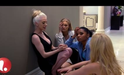 Courtney Stodden Consoled by Heidi Montag After Mom's Gross Confession