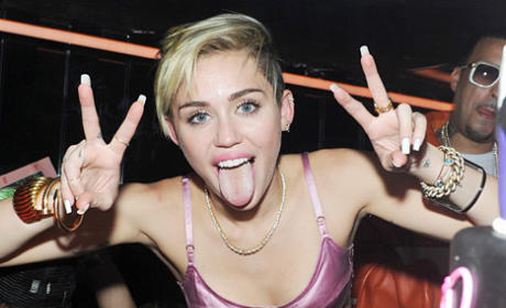 Miley Cyrus Album Release Party Outfit: WHOA!